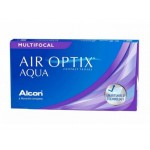 линзы Air Optix Aqua Multifocal ( 3 шт.)