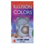 Цветные линзы Illusion Colors ELEGANCE (2 линзы)