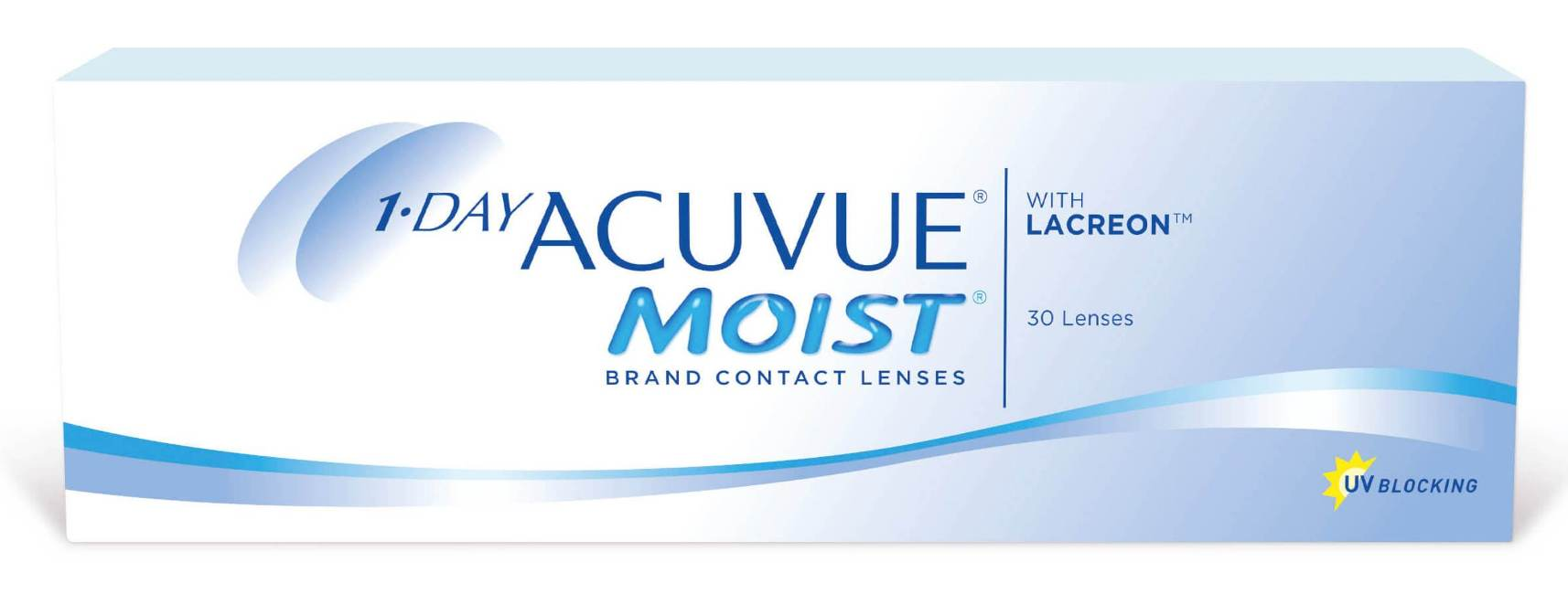���������� ����� 1-Day Acuvue Moist  (30 ��.)