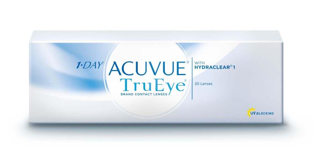 контактные линзы 1-Day ACUVUE TruEye (30 шт.)