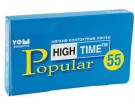 контактные линзы High Time 55 UV Popular (6шт.)