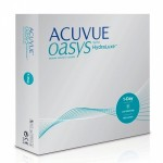 линзы Acuvue Oasys 1-Day with HydraLuxe (90 шт.)