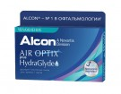 контактные линзы Air Optix plus Hydra Glyde (6 шт.)