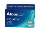контактные линзы AIR OPTIX Aqua (6 шт.)