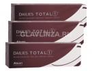 контактные линзы Dailies Total 1 (90 шт.)