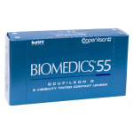 линзы Biomedics 55 UV (6 шт.)